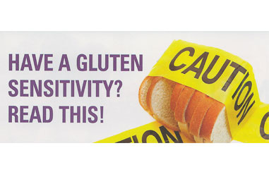 Have a gluten sensitivity? Read This!